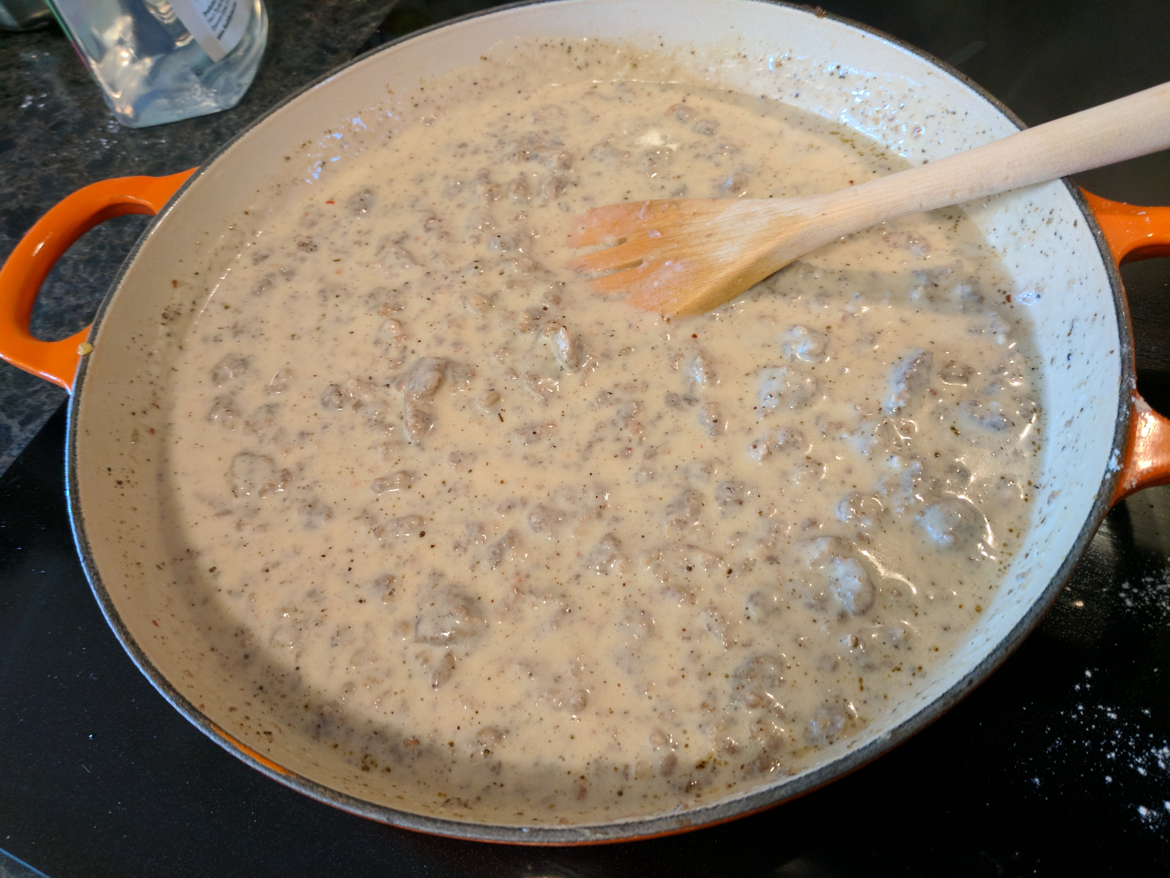 Best friend biscuits and gravy foodie collaborative - Cuisine collaborative ...